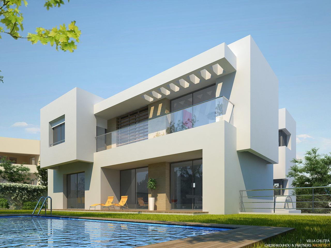Cheikhrouhou & partners Architects VILLA C