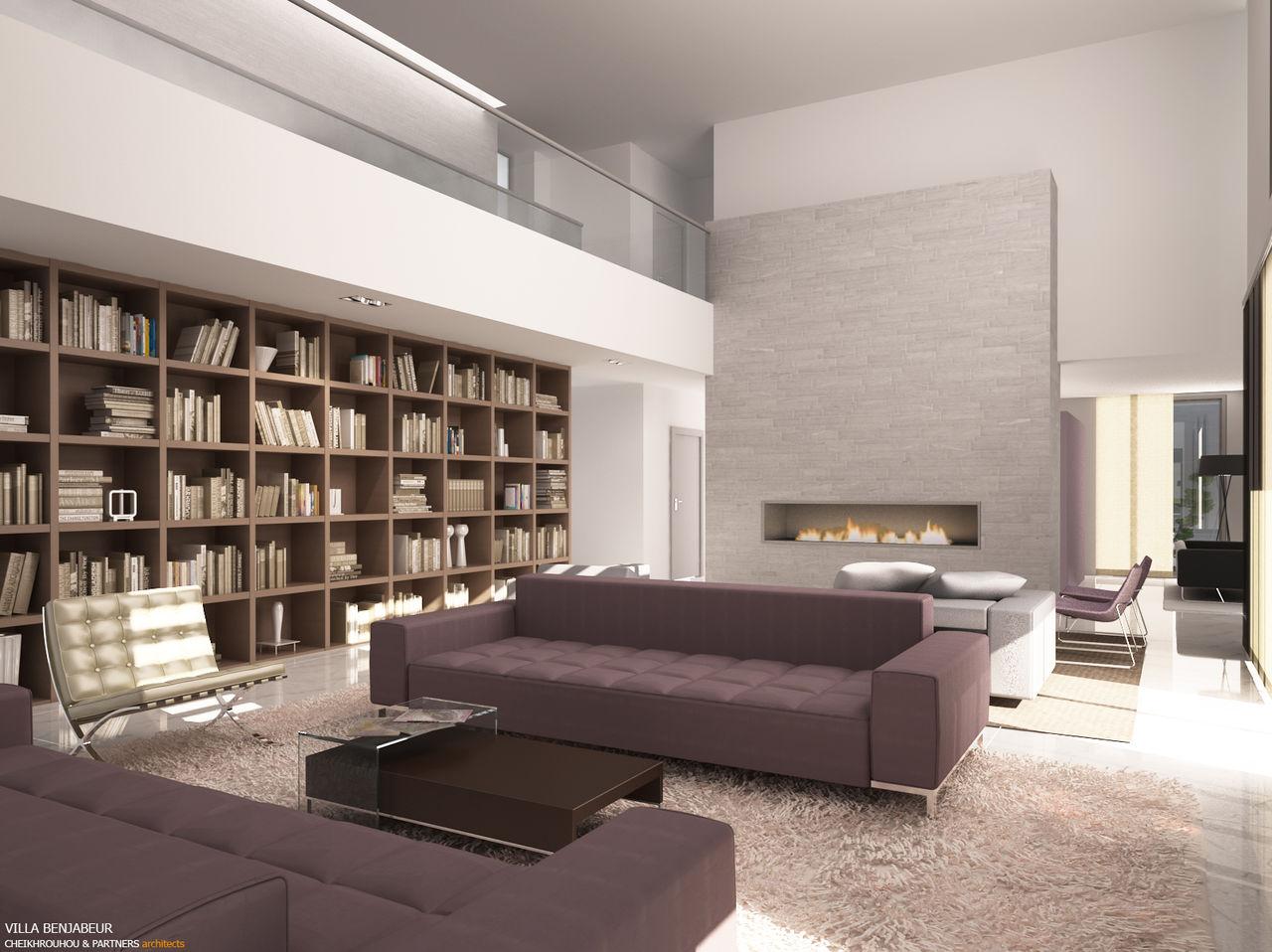 Cheikhrouhou & partners Architects VILLA CONSTANTINE