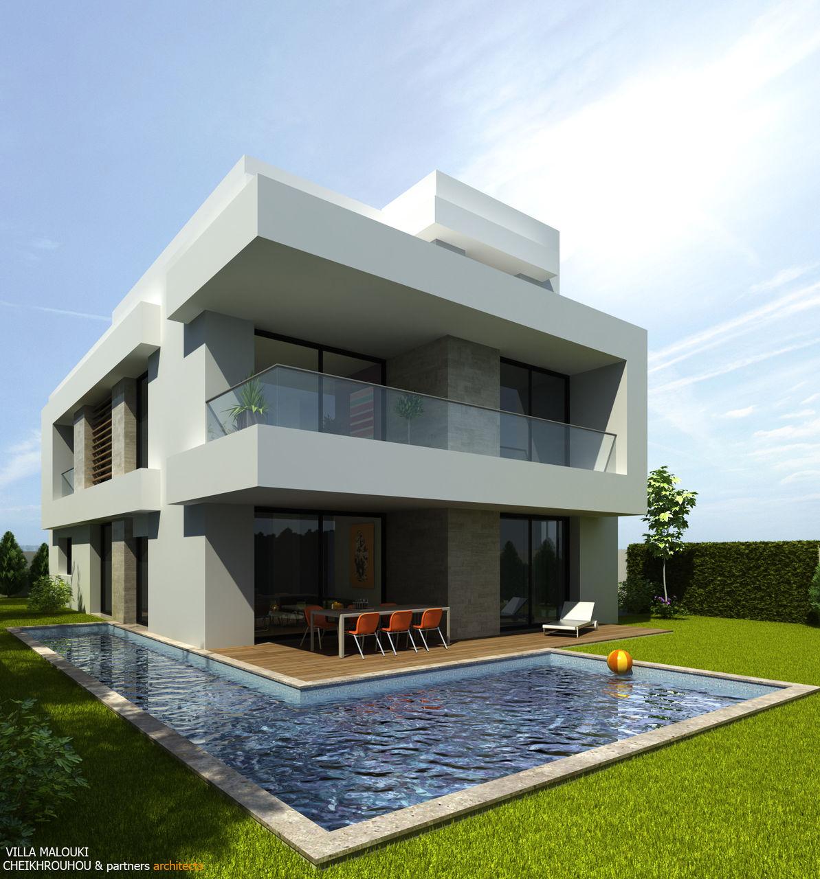 Cheikhrouhou & partners Architects VILLA M