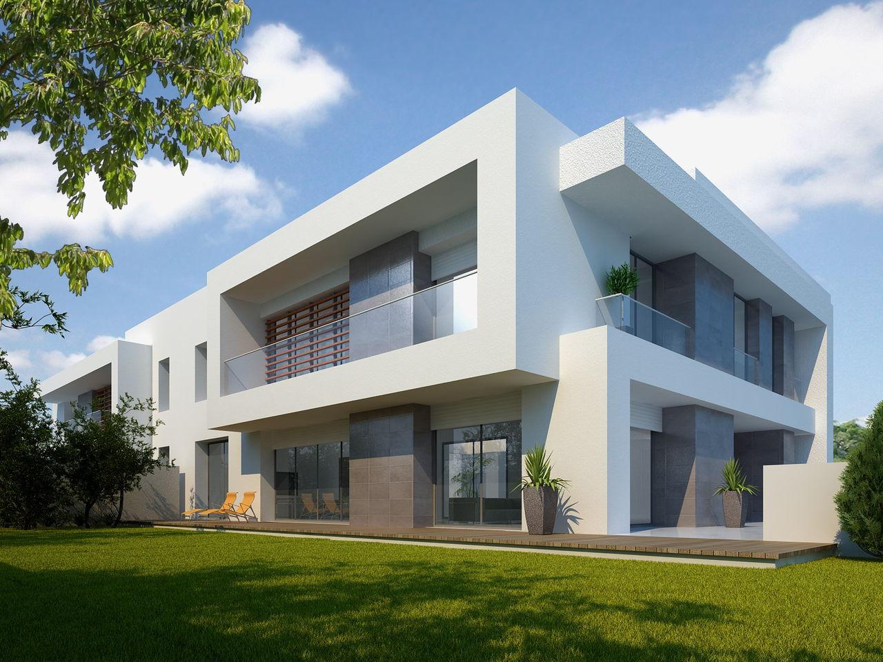 Cheikhrouhou & partners Architects  Villa Mies et eux