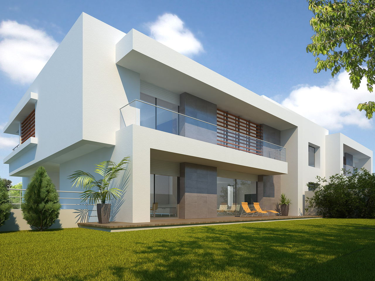 Cheikhrouhou & partners Architects  Villa Mies et moi