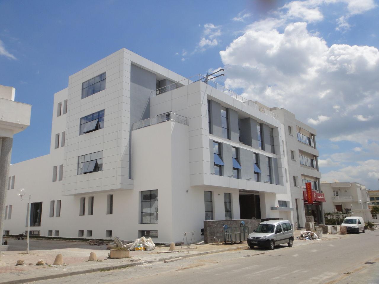 Cheikhrouhou & partners Architects BUREAUX AU LACS