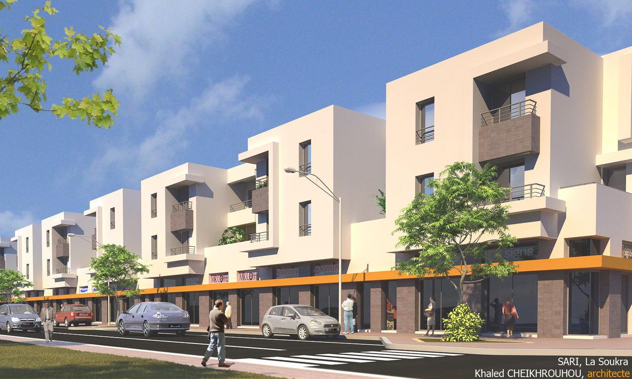 Cheikhrouhou & partners Architects SARI