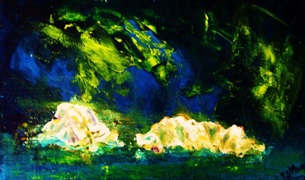 christian saint marc crépuscule sur la mer 2009