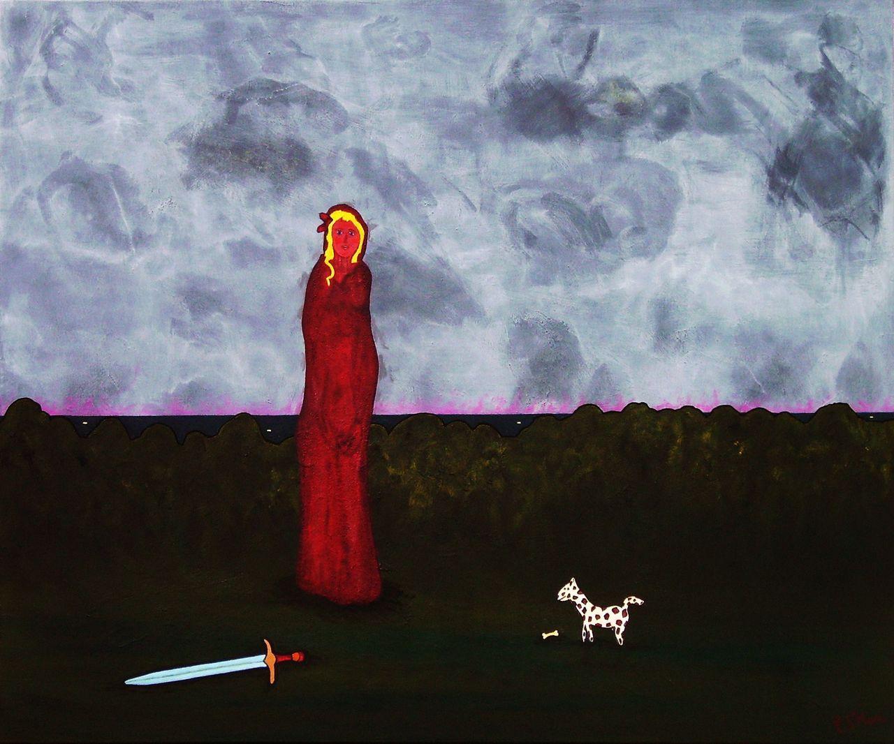 christian saint marc l'épée de la dame au clebs...et son nonos