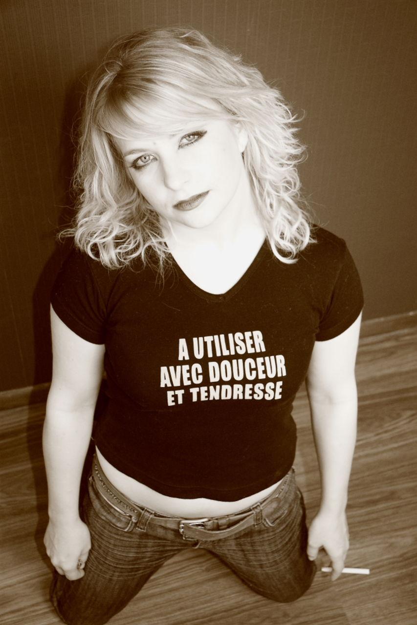 Claire Lemière rebelle