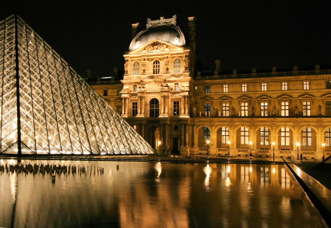 Claire Lemière Une nuit au Louvre