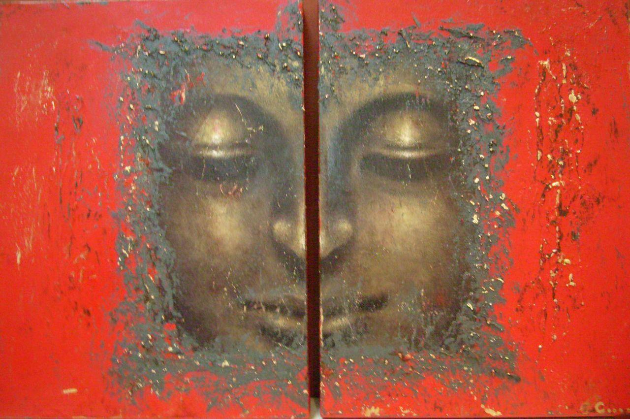 corinne HAQUIN bouddha