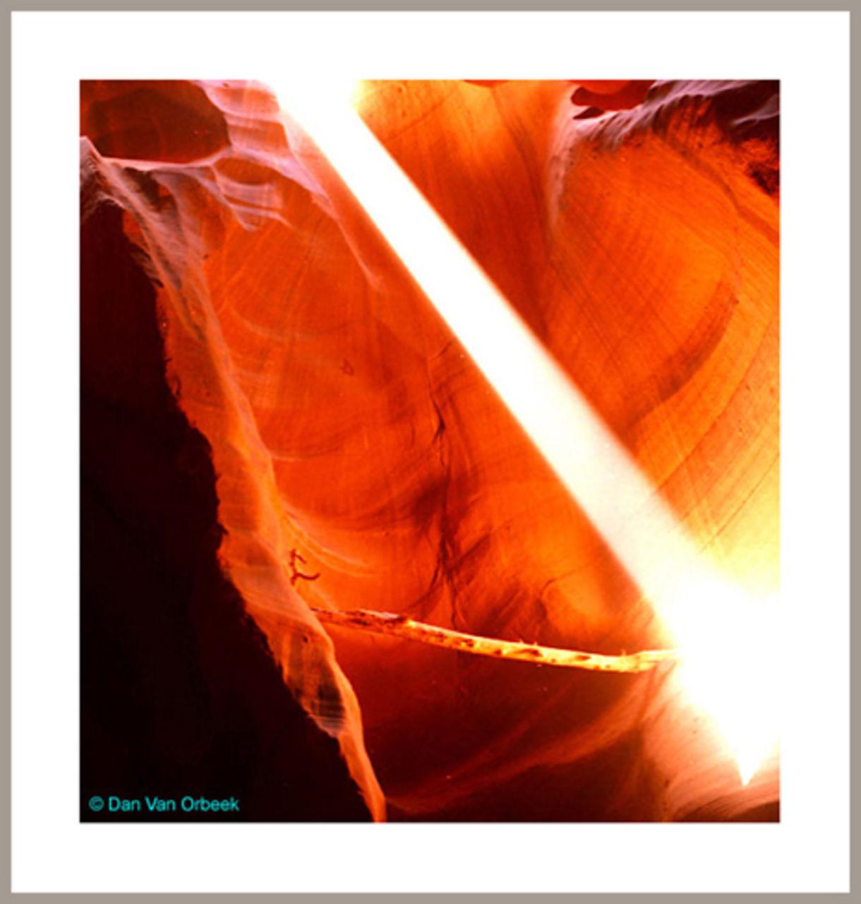 Dan Van Orbeek antelope canyon