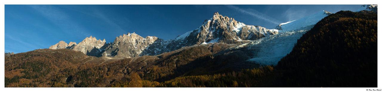 Dan Van Orbeek automne dans les alpes