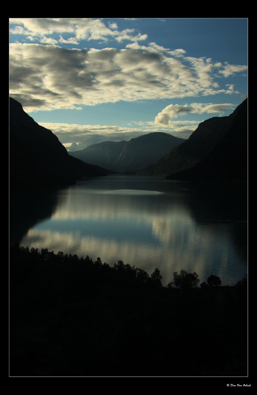 Dan Van Orbeek LAST LIGHT NORWAY