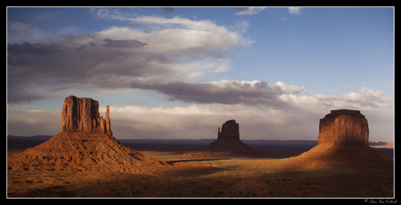 Dan Van Orbeek MONUMENT VALLEY