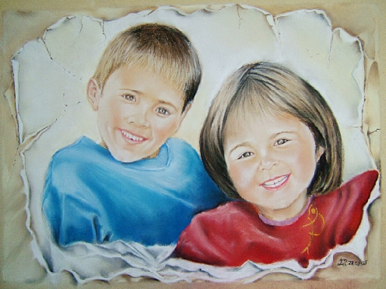 Daniel Riba Frère et Soeur
