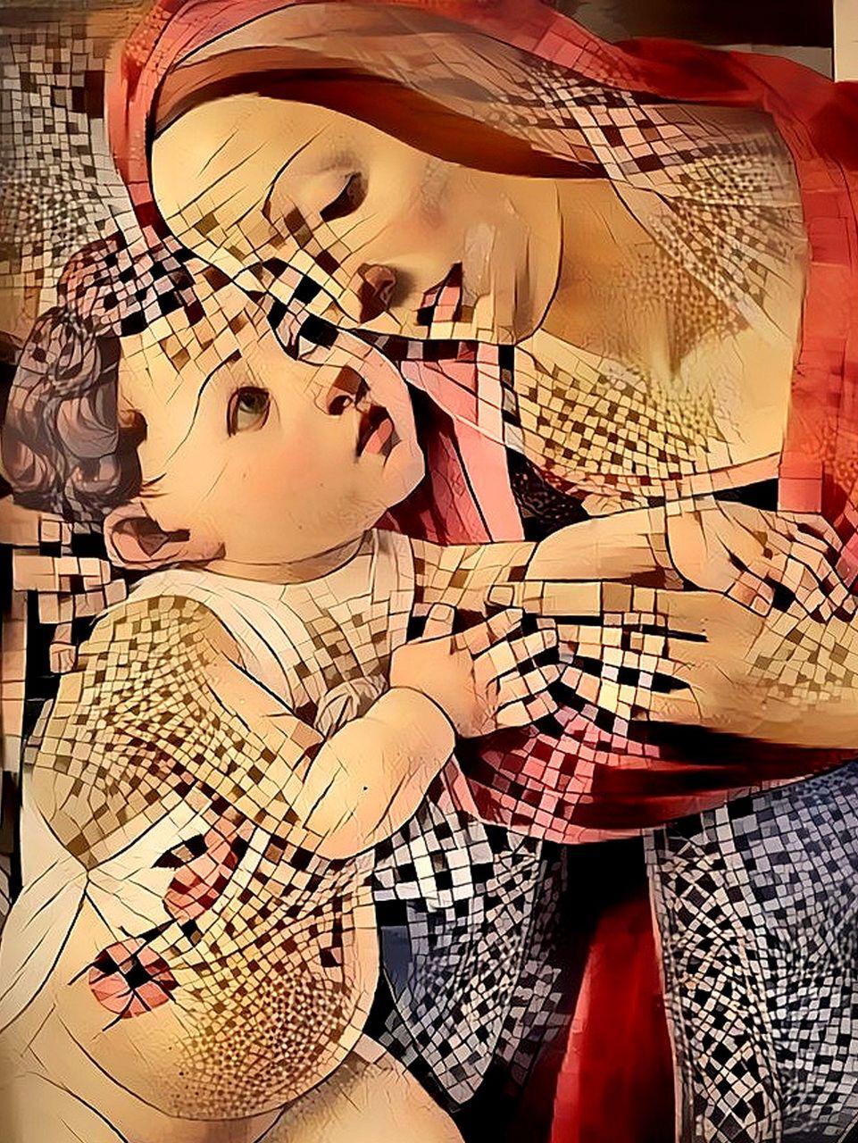 Danielle Arnal revisit N33 Botticelli