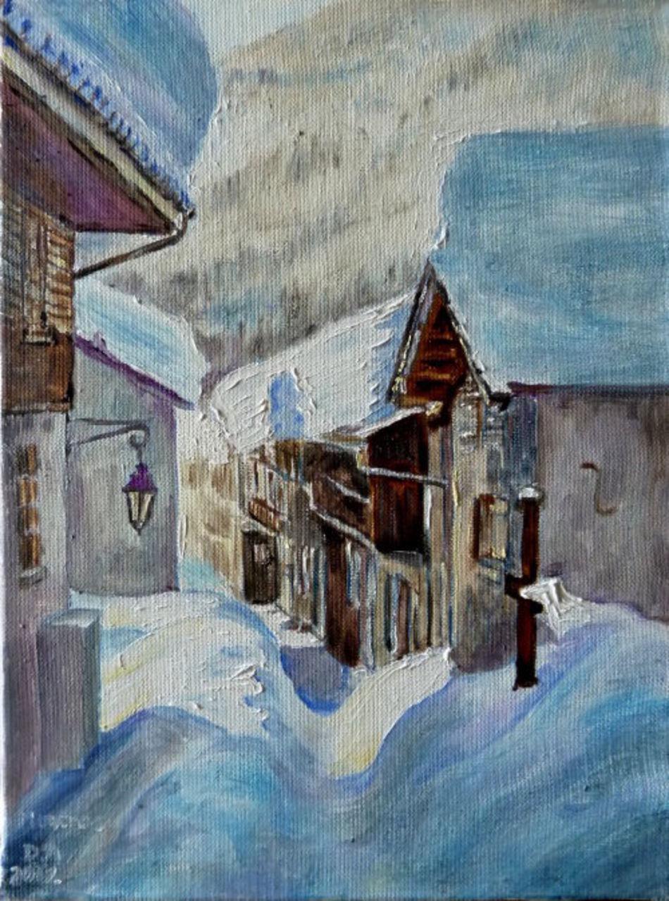 Danielle Arnal montroc village