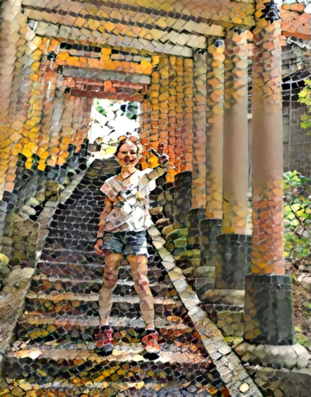 Danielle Arnal au Japon