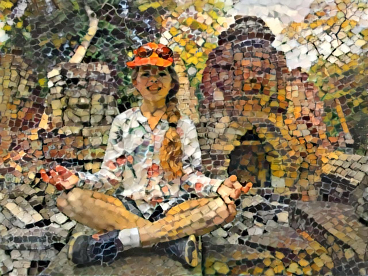 Danielle Arnal zen