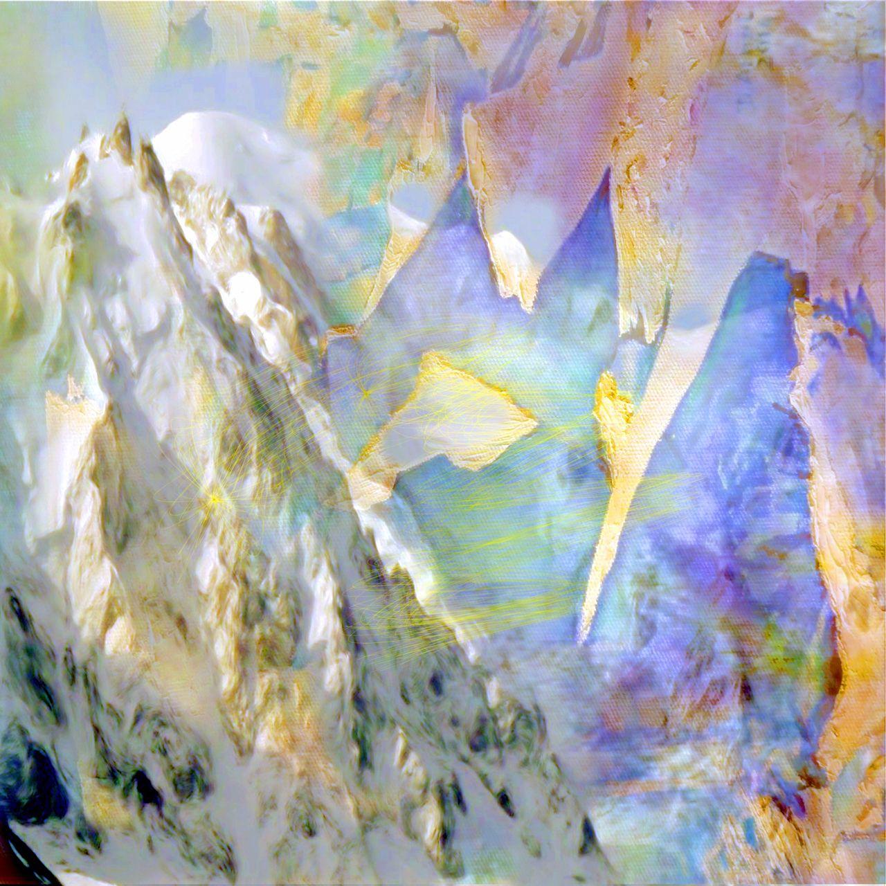 Danielle Arnal féérie Mont Blanc