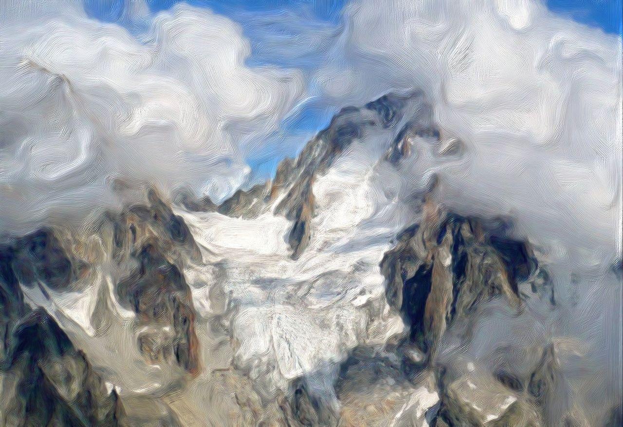 Danielle Arnal glacier des améthystes