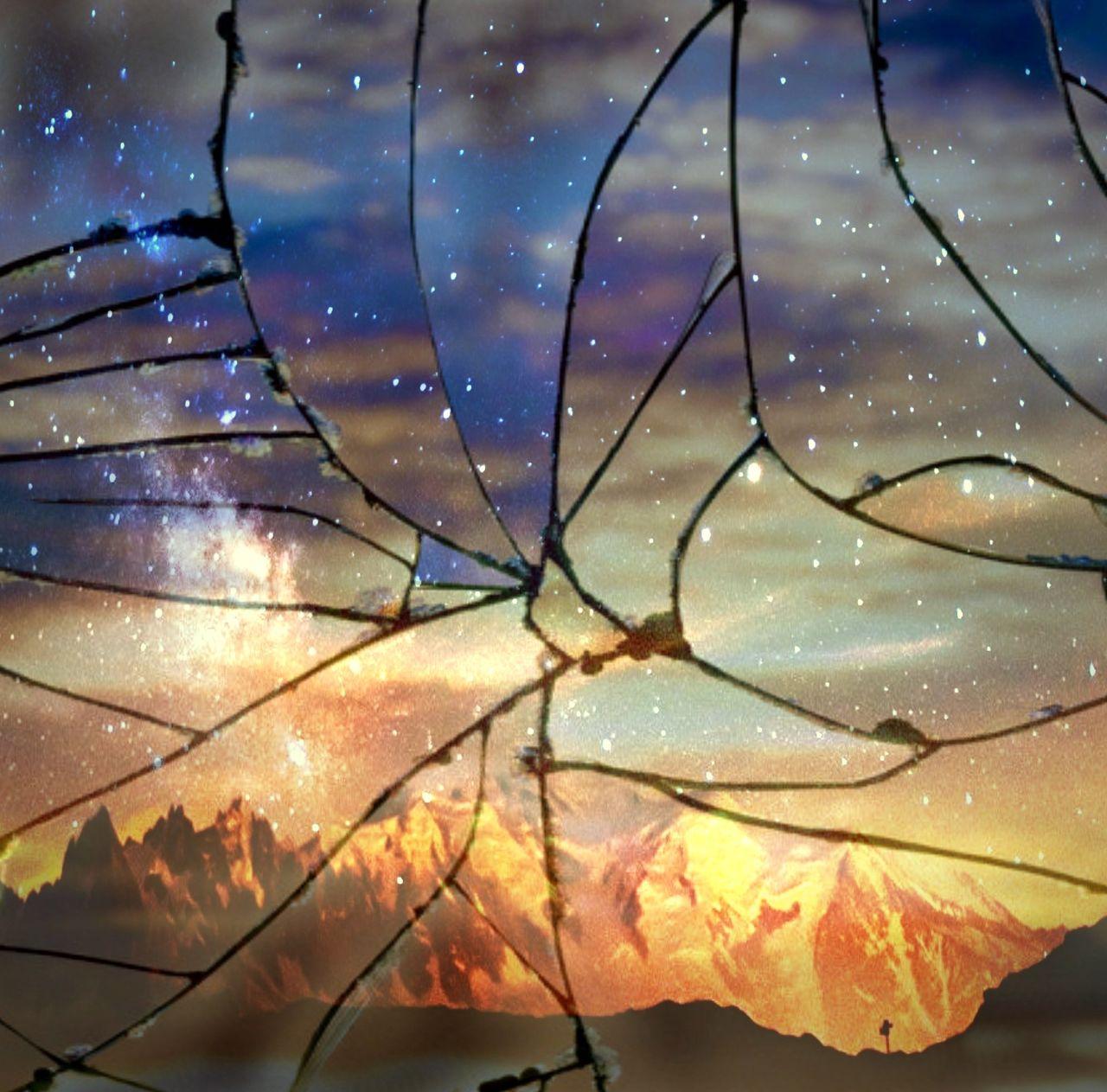 Danielle Arnal nuit miroir
