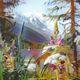 Danielle Arnal - fleurs de montagne N1
