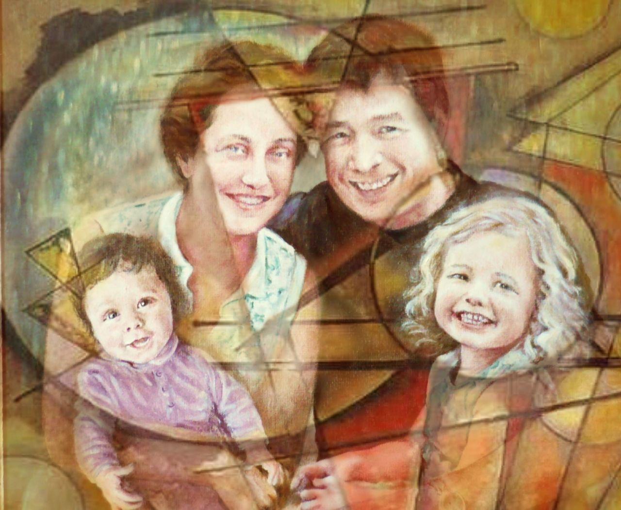 Danielle Arnal famille