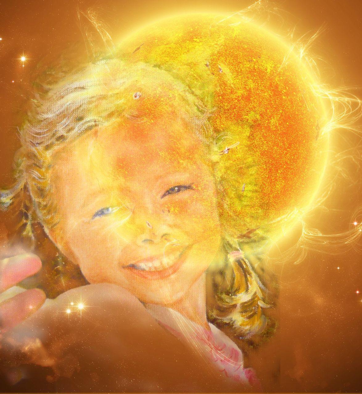 Danielle Arnal Margaux rayon de soleil