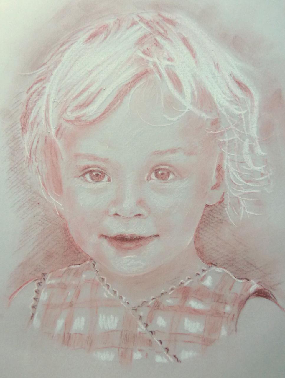 Danielle Arnal enfance