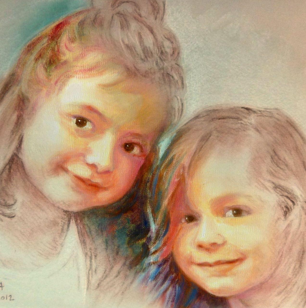 Danielle Arnal soeurs