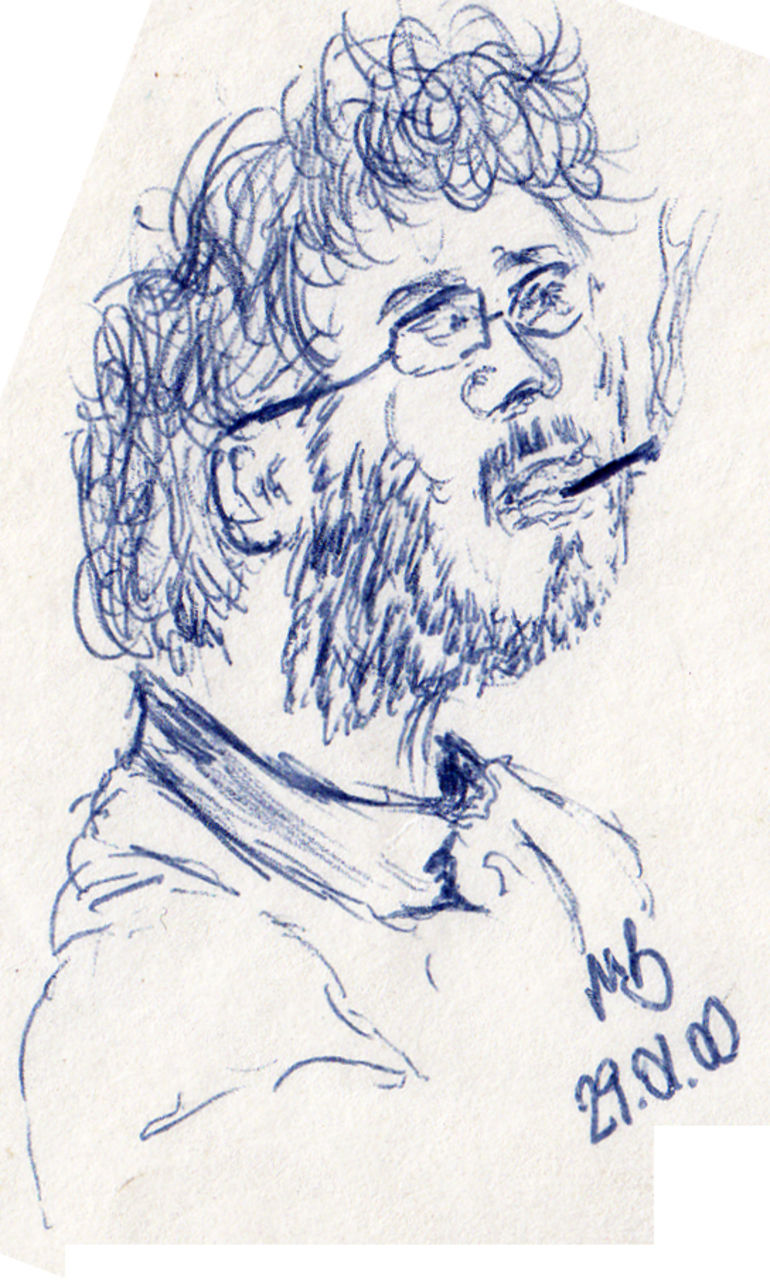 Dany Lépenko Portrait