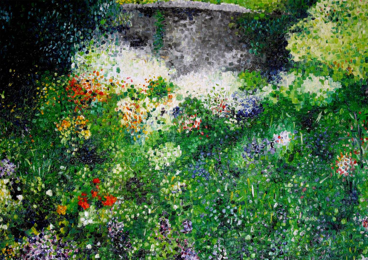 Jardin anglais didier falli res for Creation jardin anglais