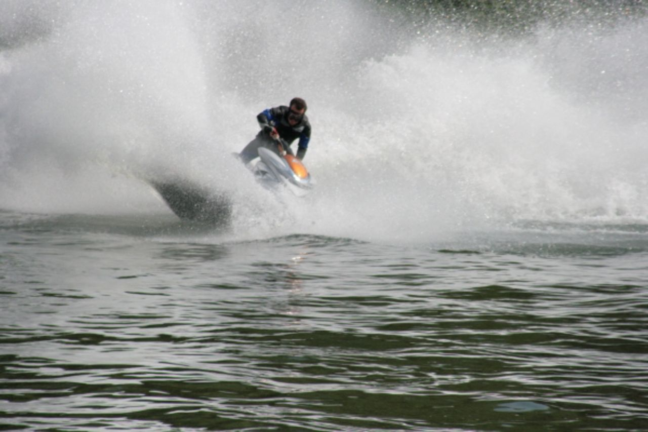 Didier Harmant Jet ski