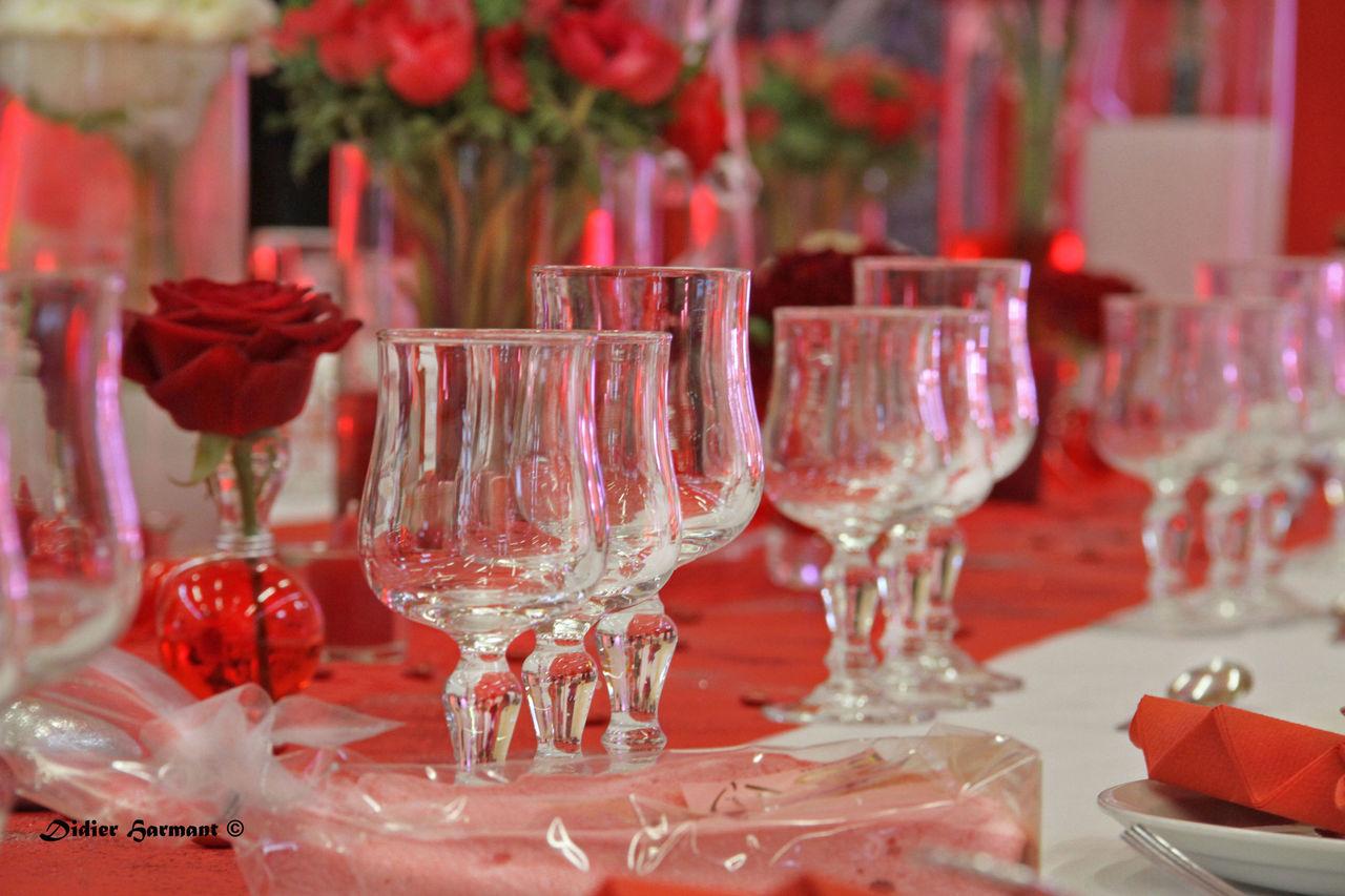 Didier Harmant Table de mariage