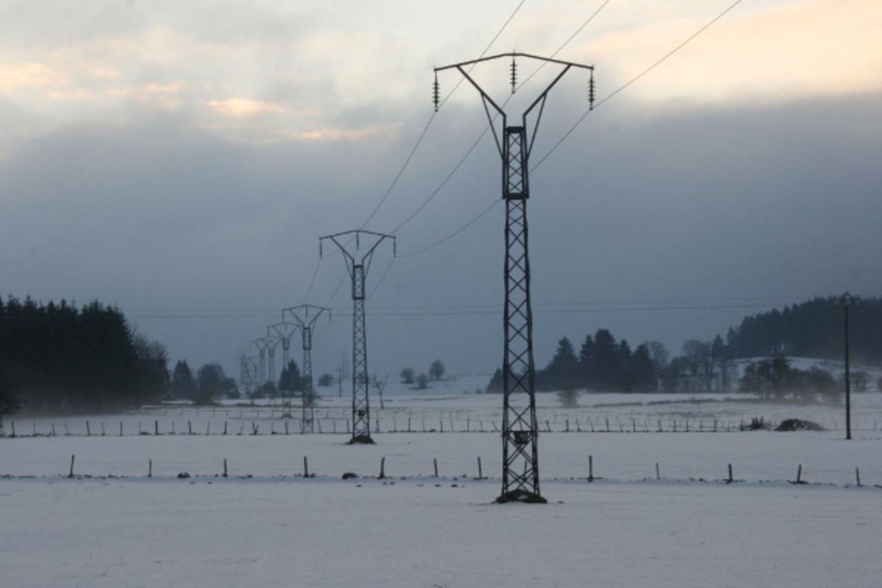 Didier Harmant La fée électricité