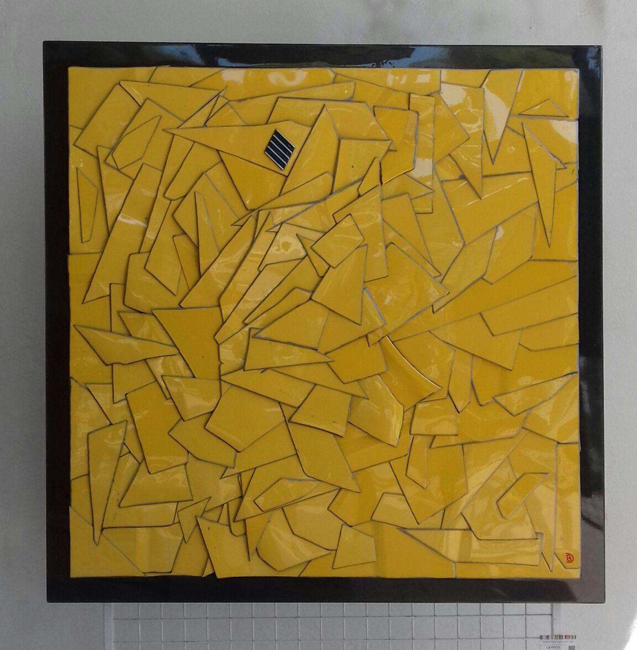 Dominique Balouet Art La petite Italienne