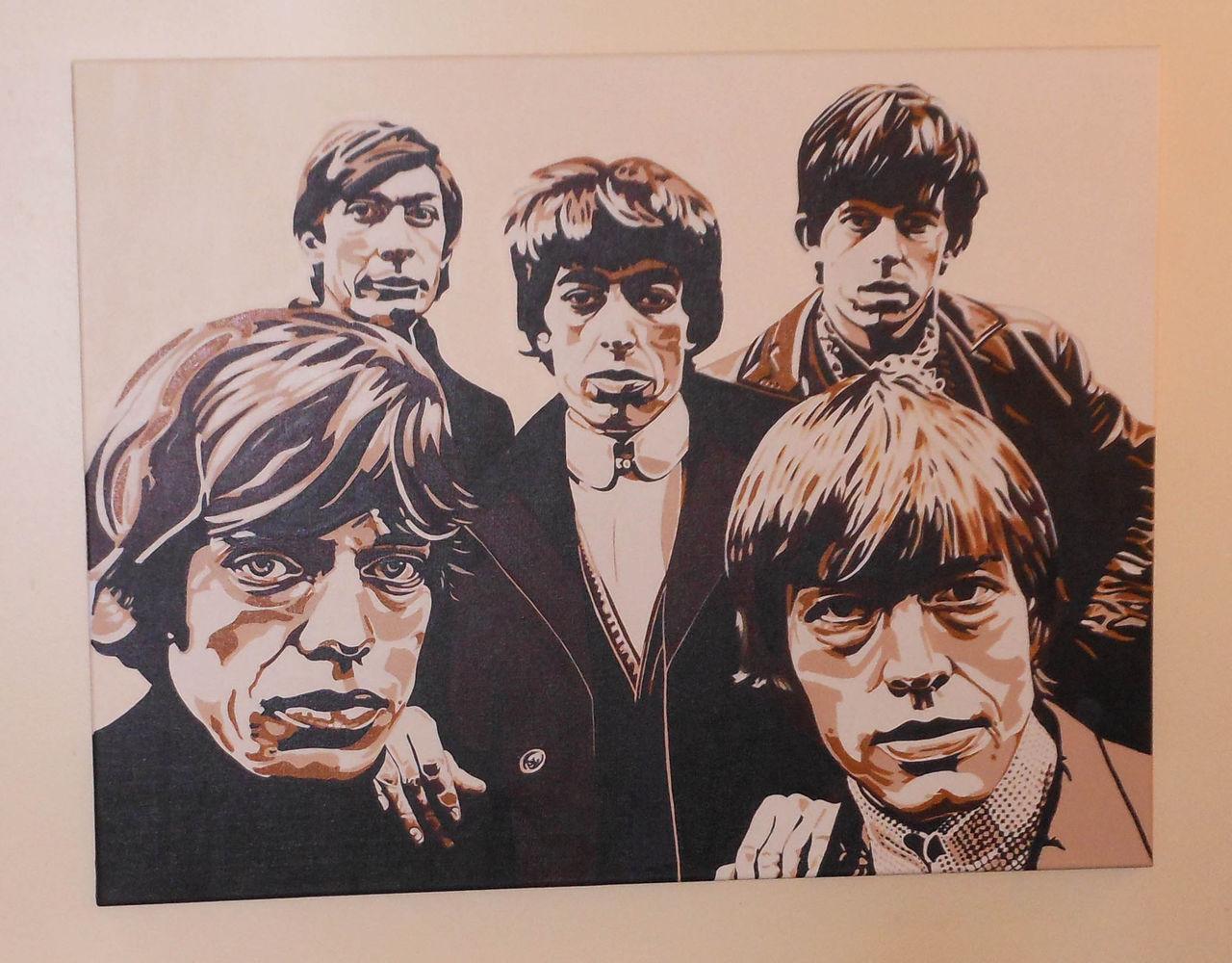 Ducourant Rolling Stones