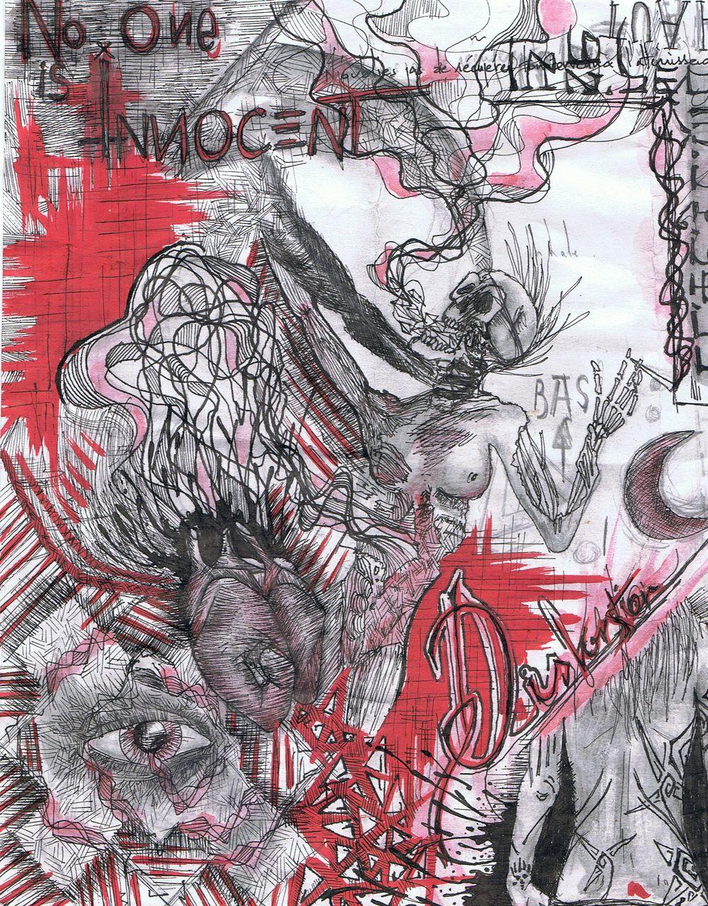 Eat my Ink. Innocent