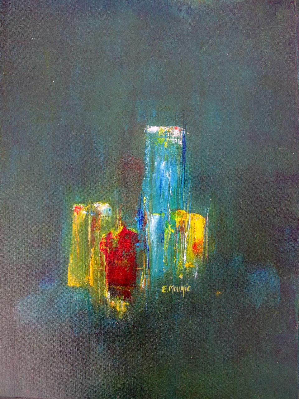 Elisabeth Mounic N 138 Variations