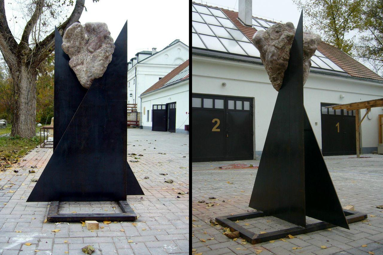 """Elisabeth Wierzbicka, WELA """"Gravitation Suspendu"""""""