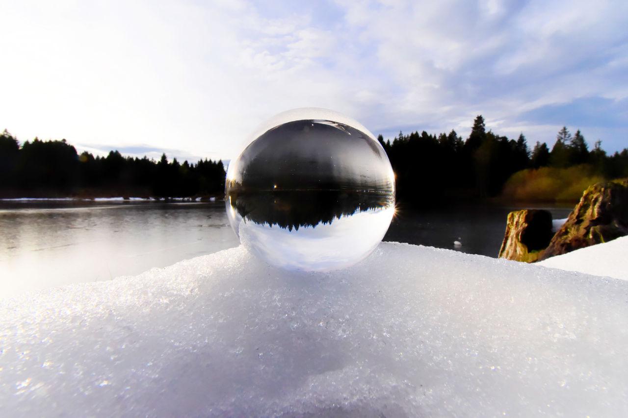 Erwan Bourquard Boule de neige !