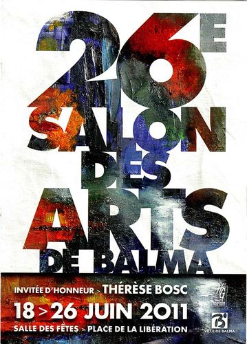 26éme salon des Arts de Balma