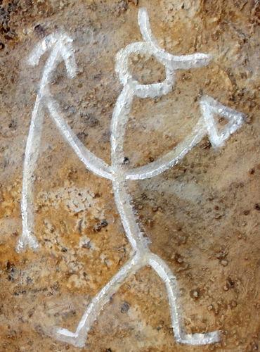 Andrea Benetti - VR60768 ·  anthropomorphic figure
