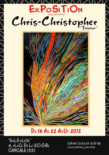 Expo....Chris Christopher.
