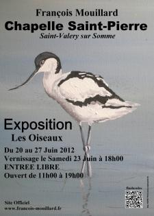 exposition pictural les oiseaux