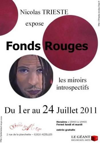 Fonds Rouges, les miroirs introspectifs