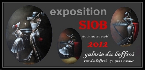 invitation au vernissage via la poste