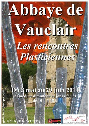 Les rencontres plasticiennes de Vauclair