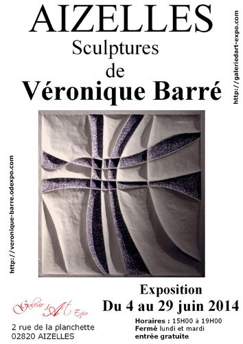 Sculptures de Véronique Barré