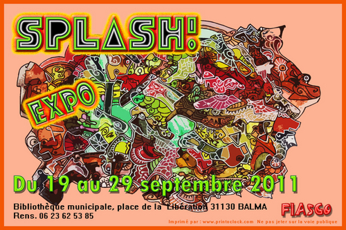 SPLASH EXPO