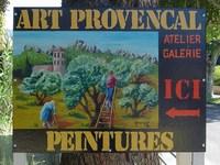 Atelier Art Galerie Provencal
